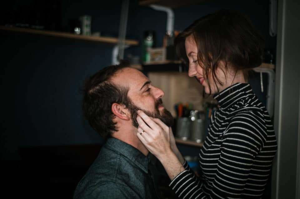 Emma and Kevin | Love and Life in Their Live/Work Space