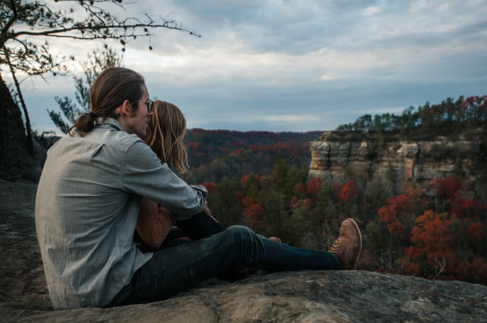 Hannah and Johnny | The Red River Gorge