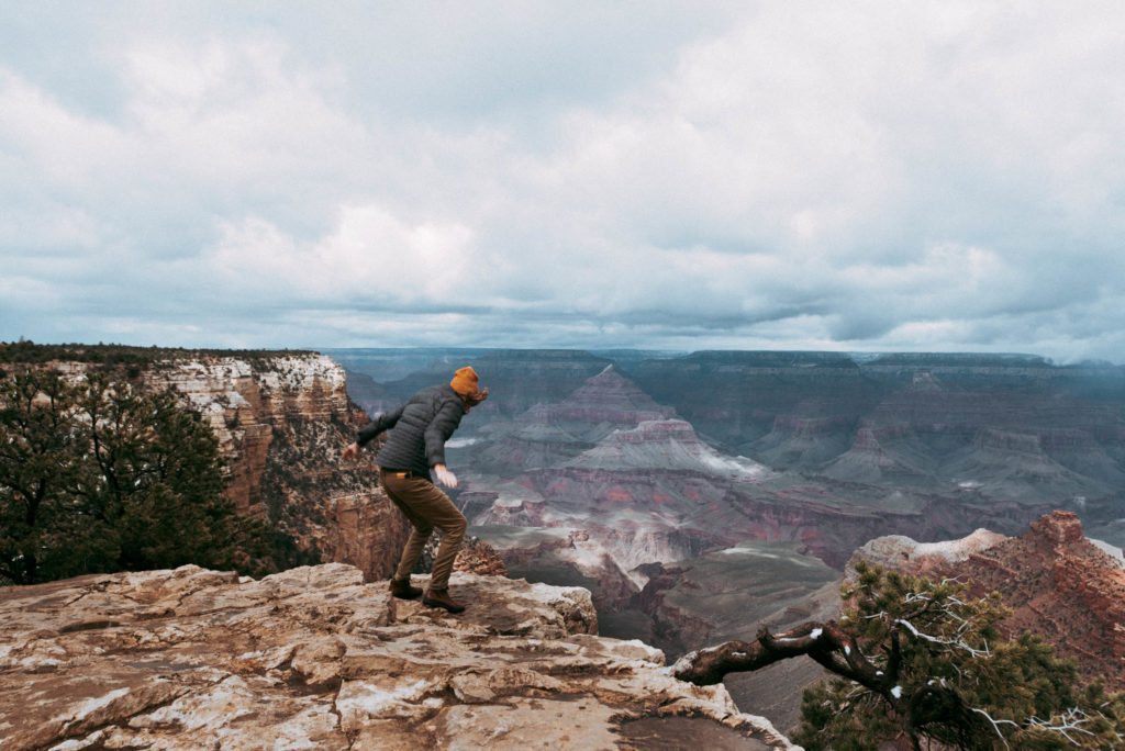 The Foxes Photography Grand Canyon Wedding Elopement Engagement Photographers