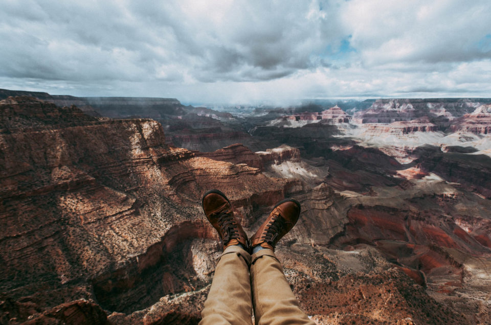 Date Night Day | The Grand Canyon