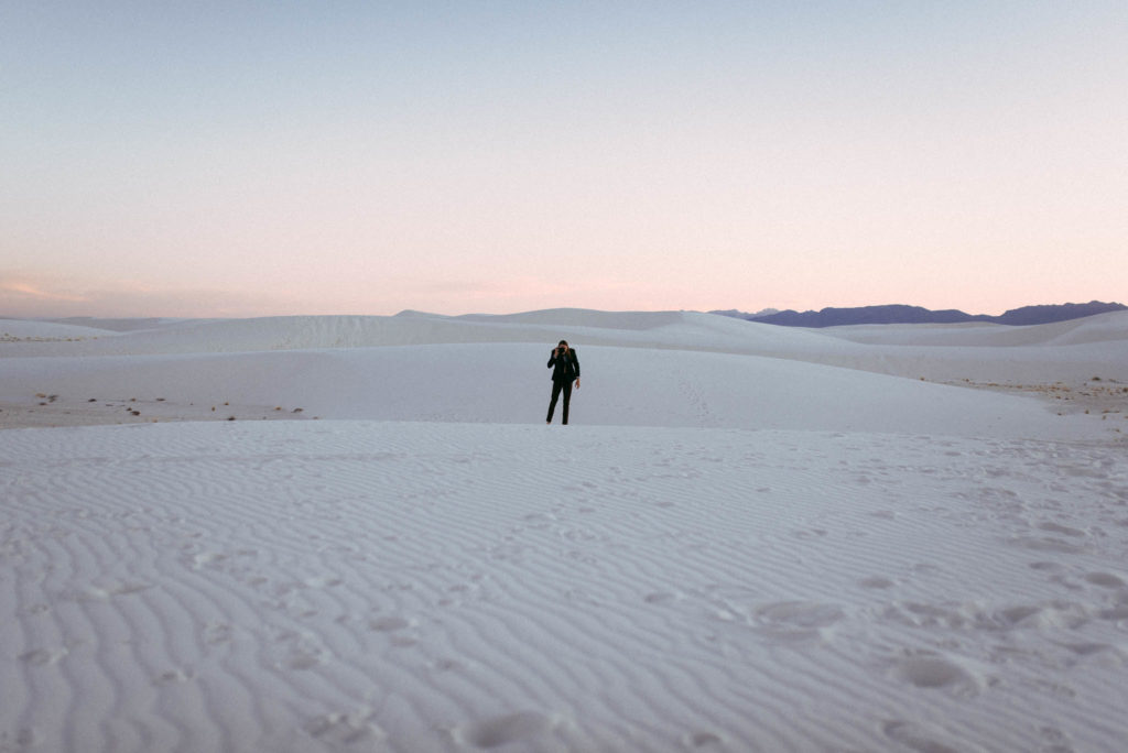 The Foxes Photography White Sands Dunes Wedding Elopement Engagement