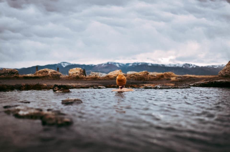 Kolob Canyon Climbing in Zion National Park + Hot Springs | A Utah Adventure