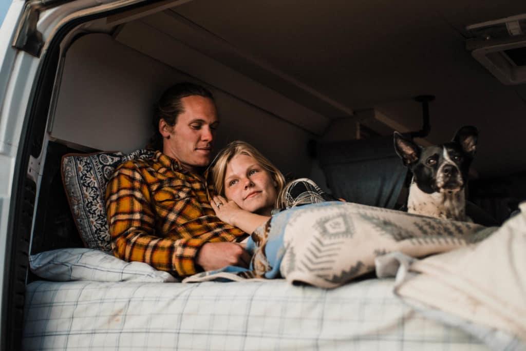 The Foxes Adventure Wedding Photography Moab Utah Van Life