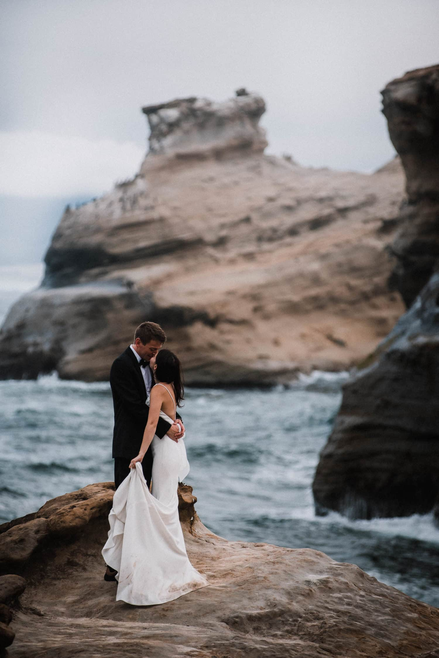 Outdoor Wedding and Adventurous Elopement Photographers, The Foxes Photography.