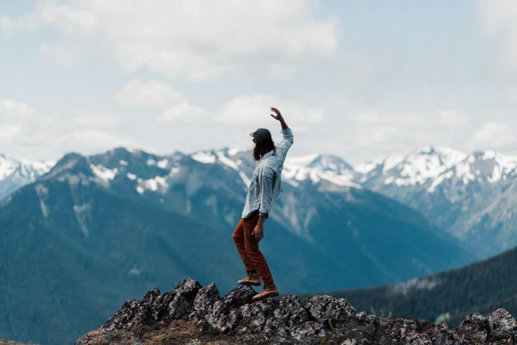 olympic national park elopement scouting