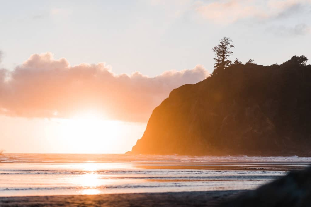 ruby beach elopement scouting olympic national park wedding photographers