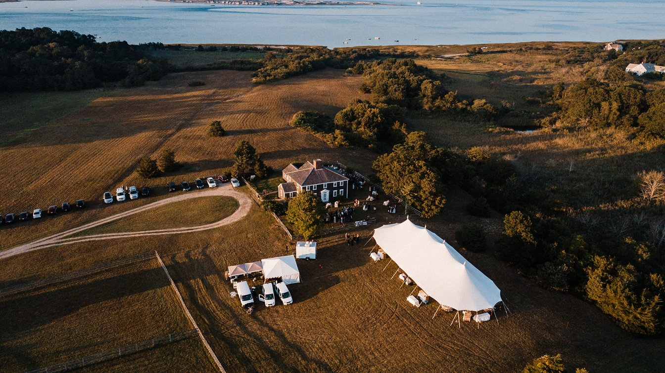 cape cod wedding tent barnstable yarmouth
