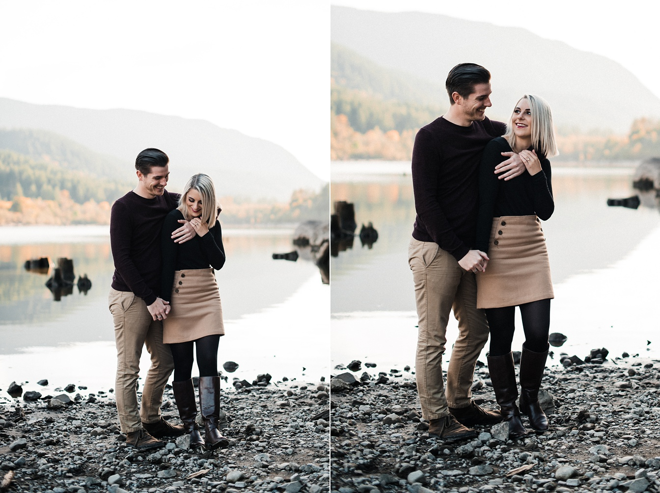 Rattlesnake Lake Engagement