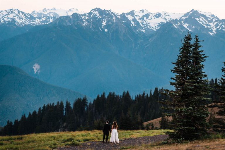 best places to elope in washington state olympic national park