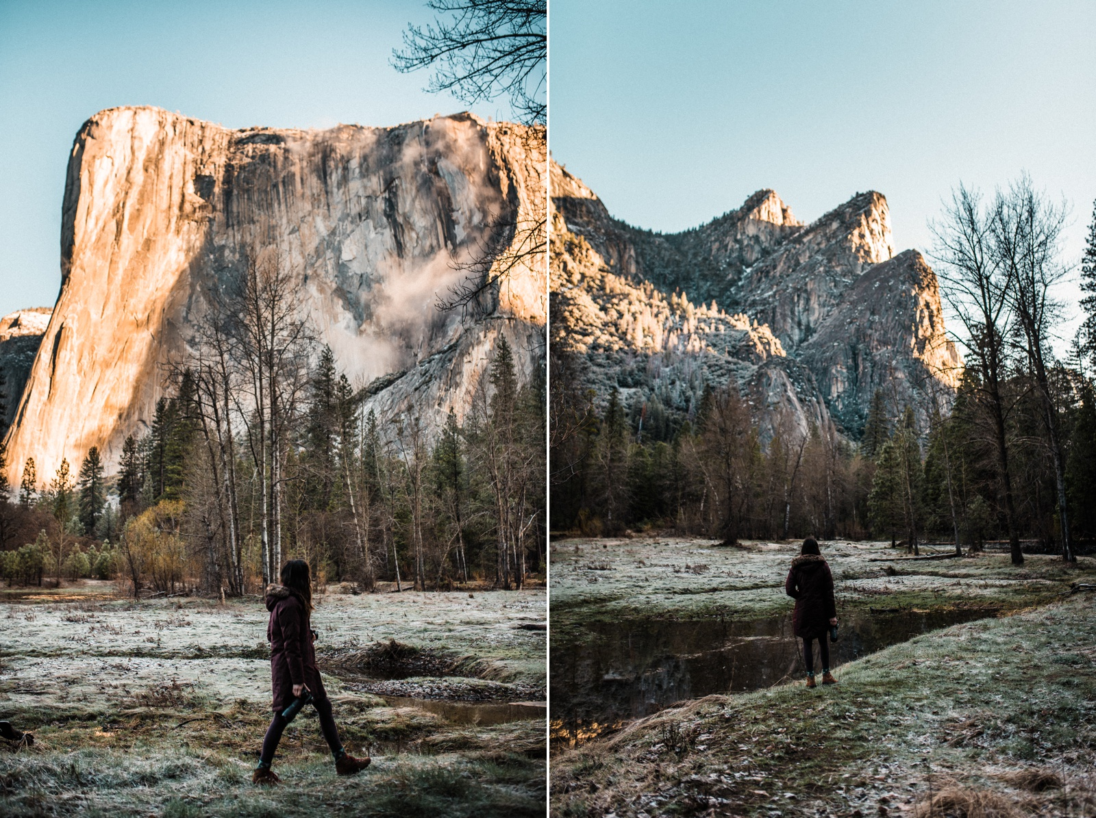 Yosemite in April