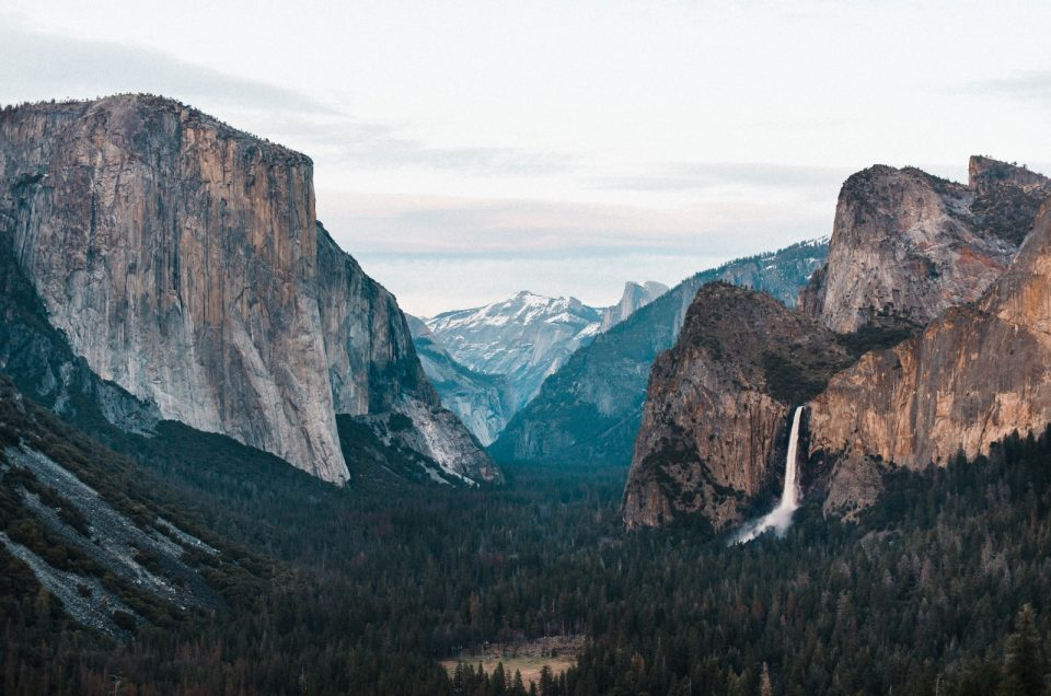 Yosemite in April: Gushing Waterfalls and a Peaceful Valley