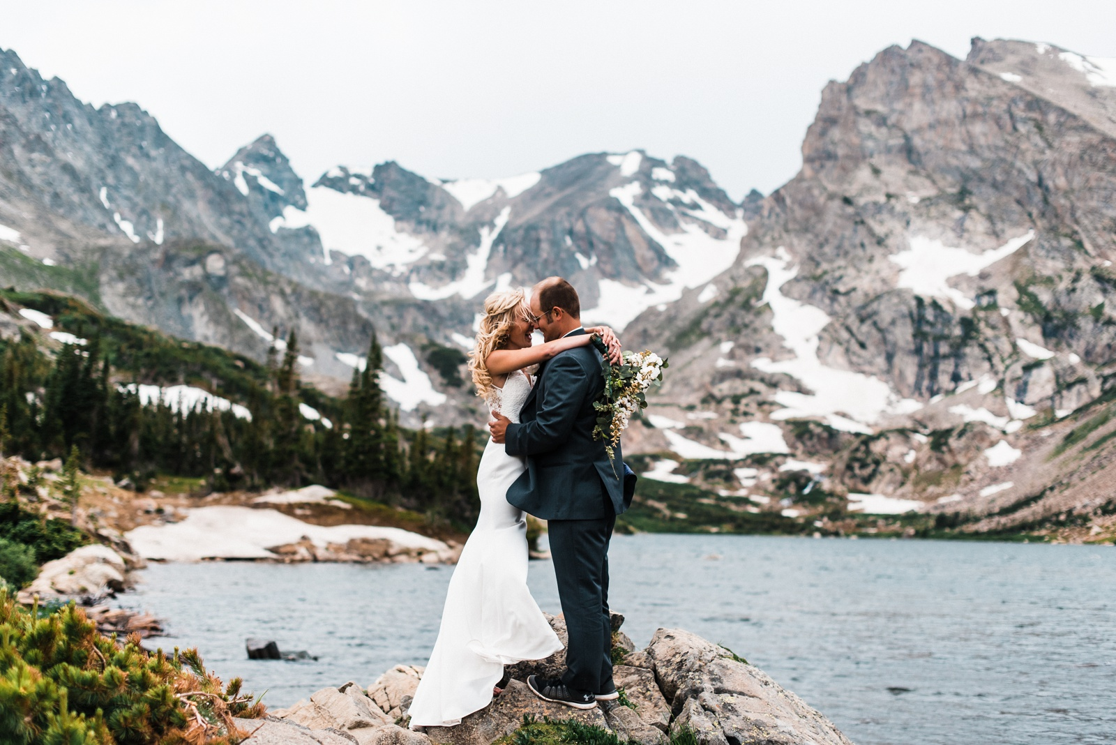 Colorado Elopement In The Rocky Mountains The Foxes Photography