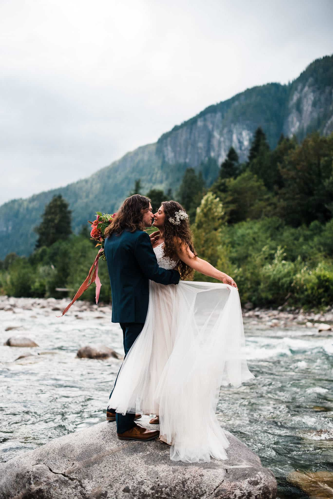 Best Places To Elope In Washington State The Foxes