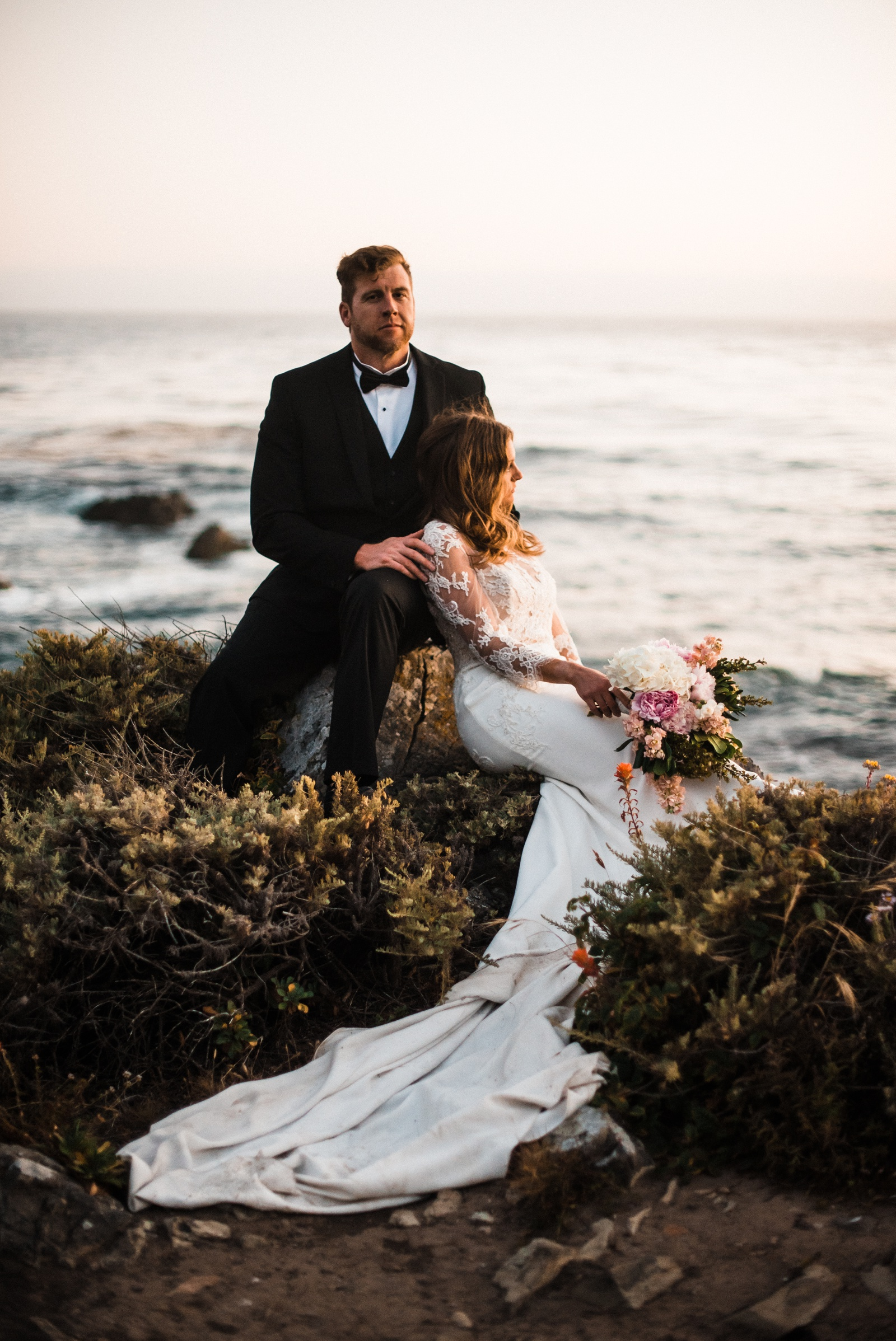 Big Sur Elopement in California