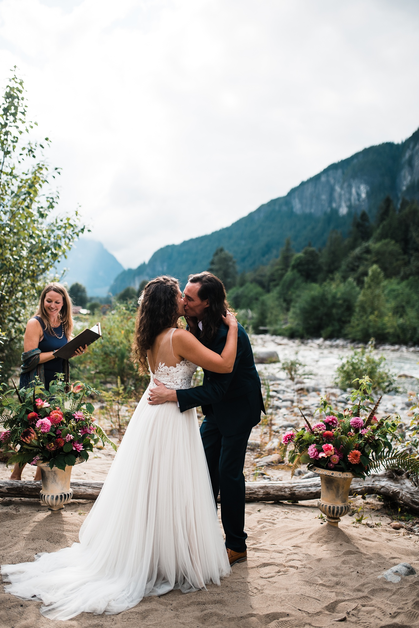 Washington Mountain Wedding