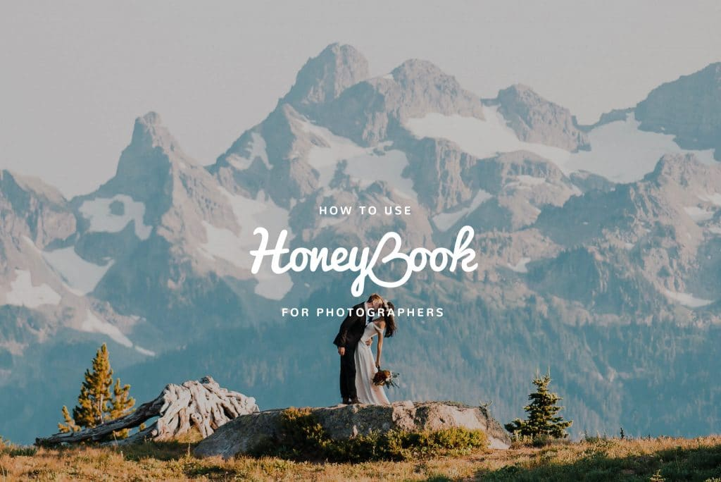 How to use honeybook for photographers