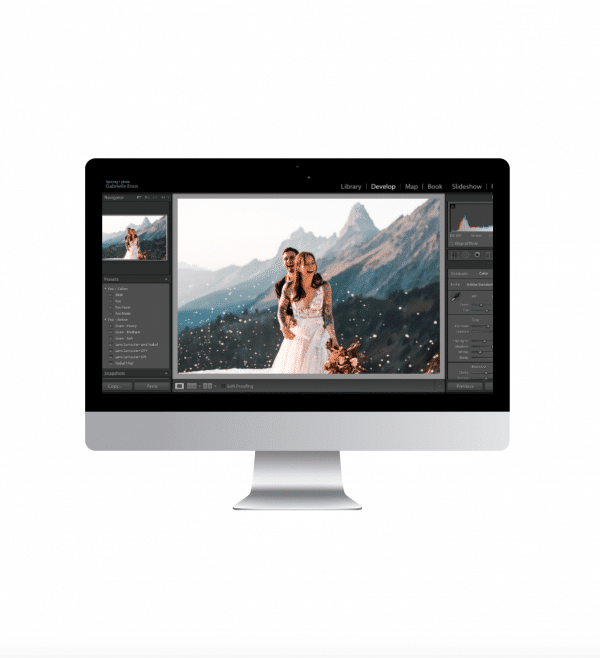 foxpack presets for adventure photographers