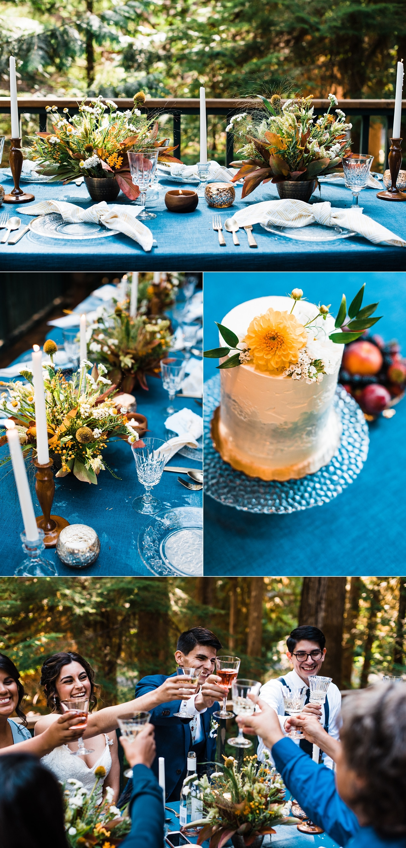 North Cascades National Park Elopement in Washington