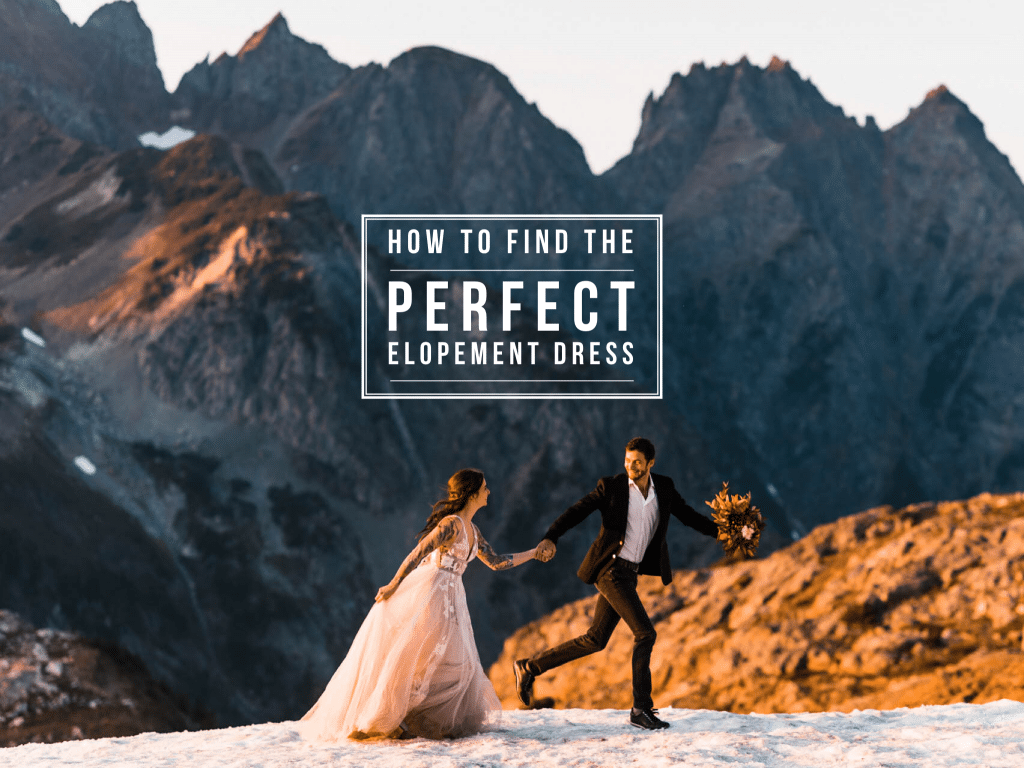 The best elopement dresses for adventure4245