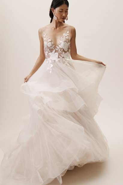 valera gown best elopement wedding dresses