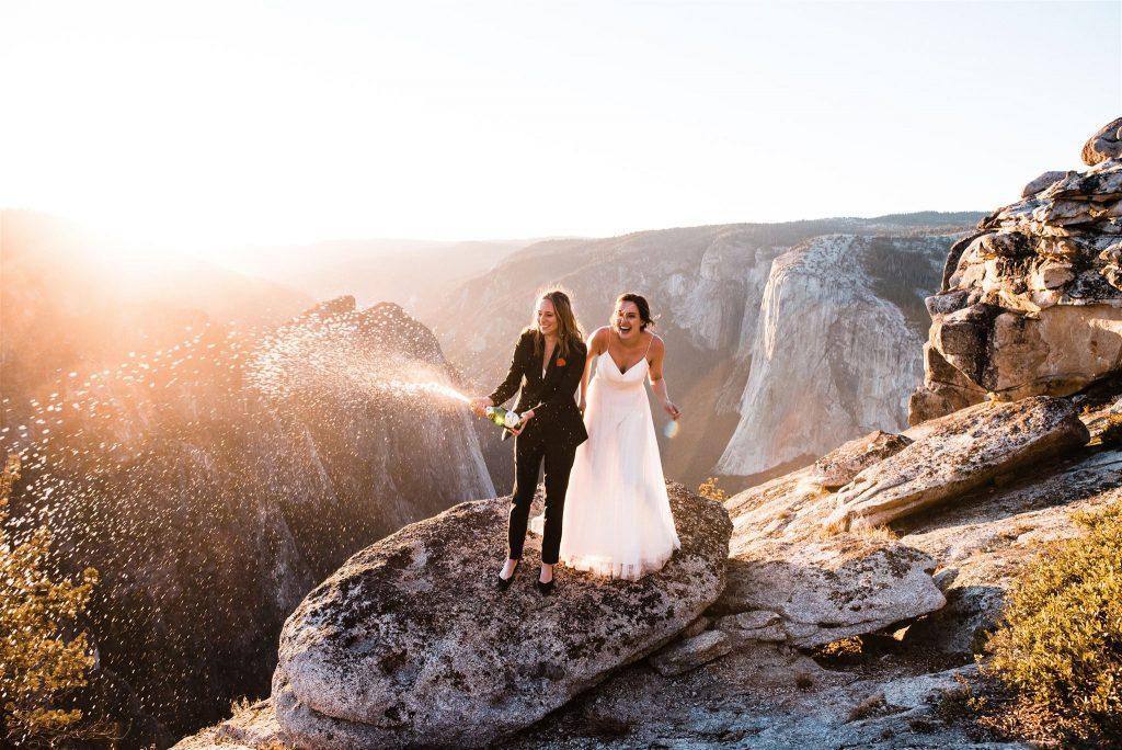 Yosemite Elopement Packages