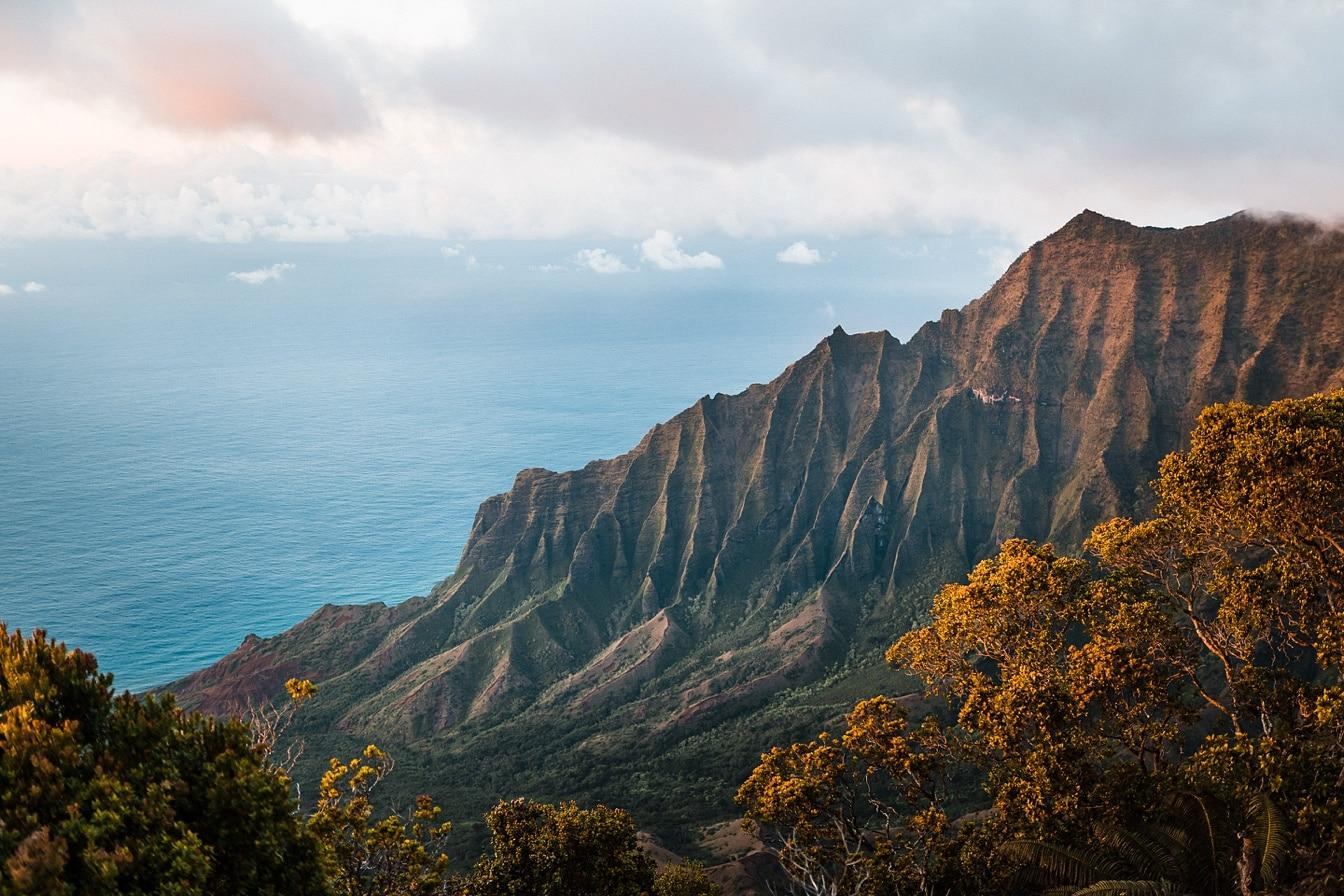 Kauai Elopement Kokee State Park