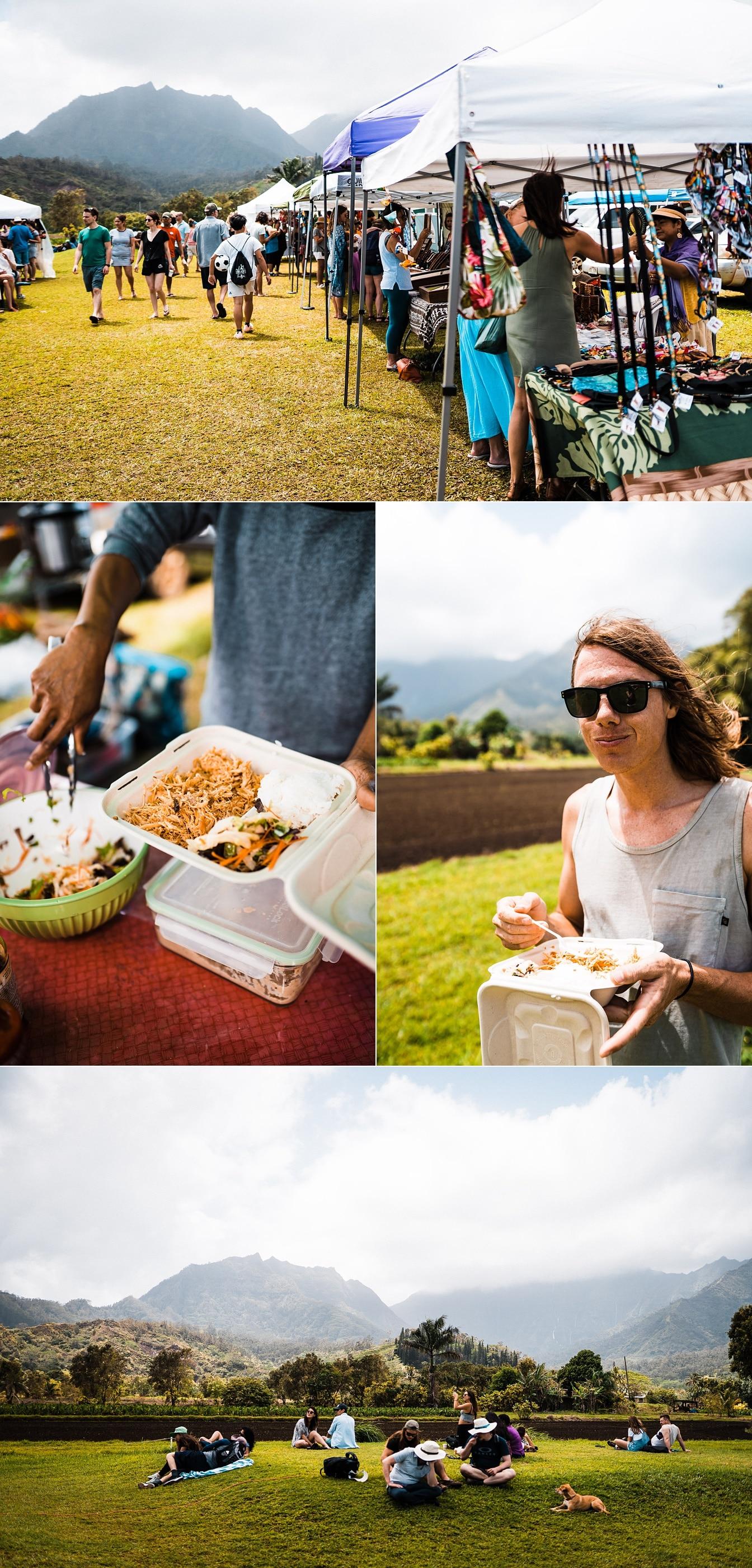 Kauai Hanalei Farmers Market