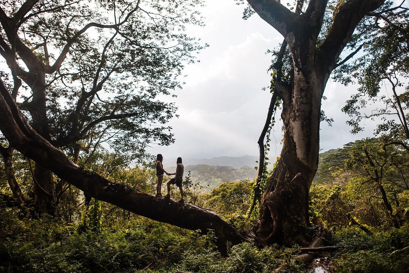 Kauai Elopement hikes