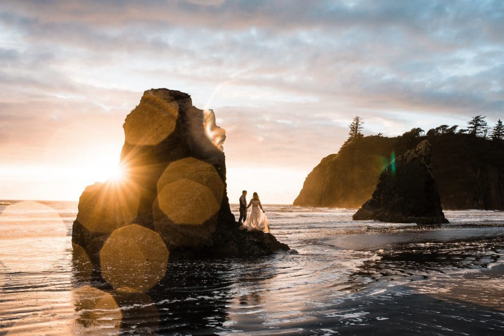 Best places to elope in washington state