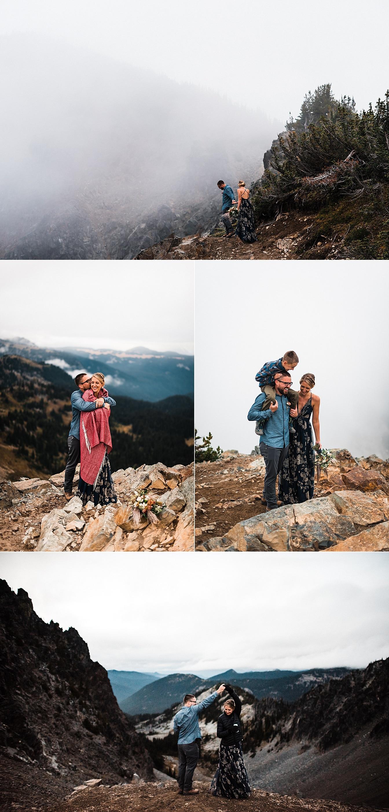 rainier elopement