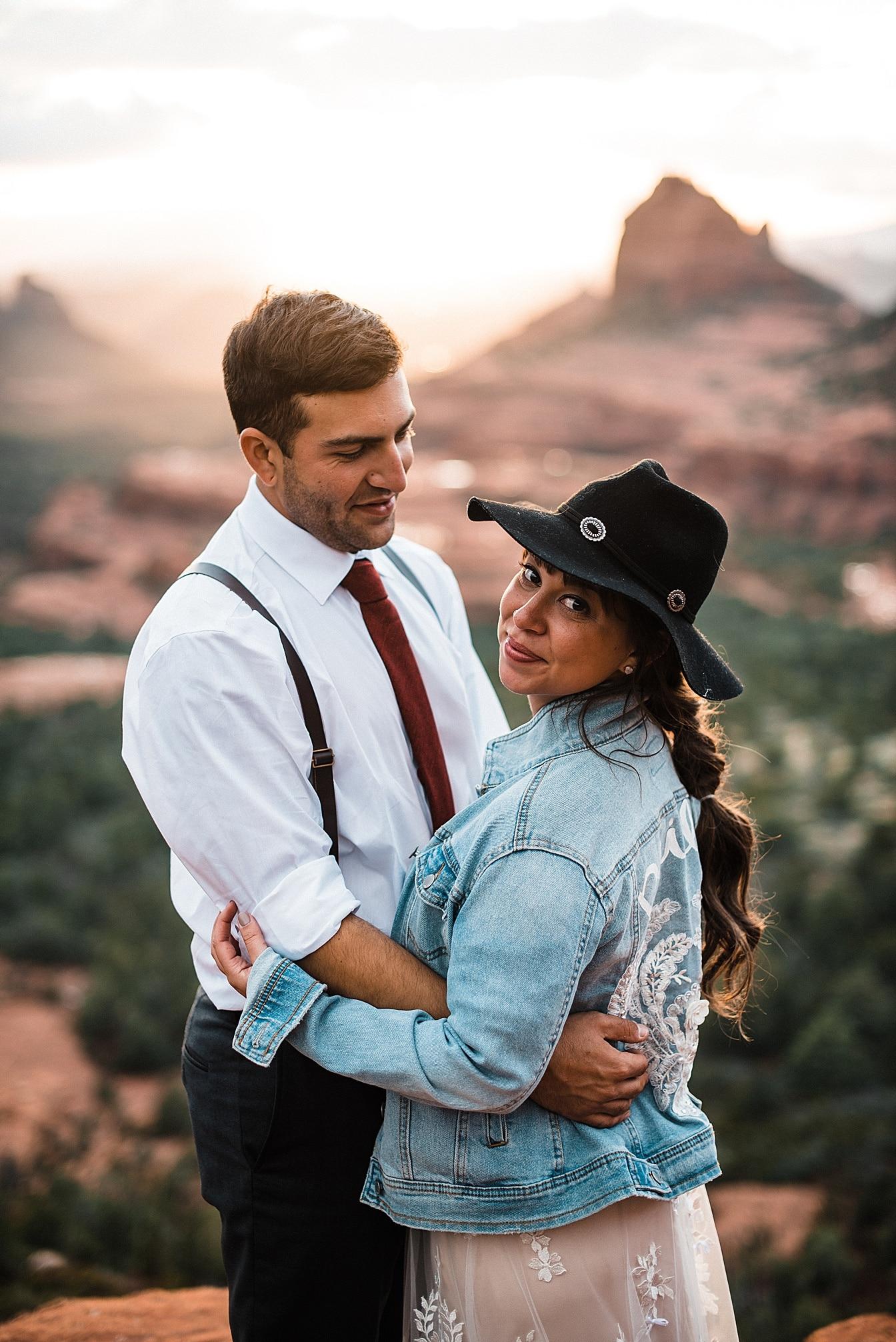 sedona elopement
