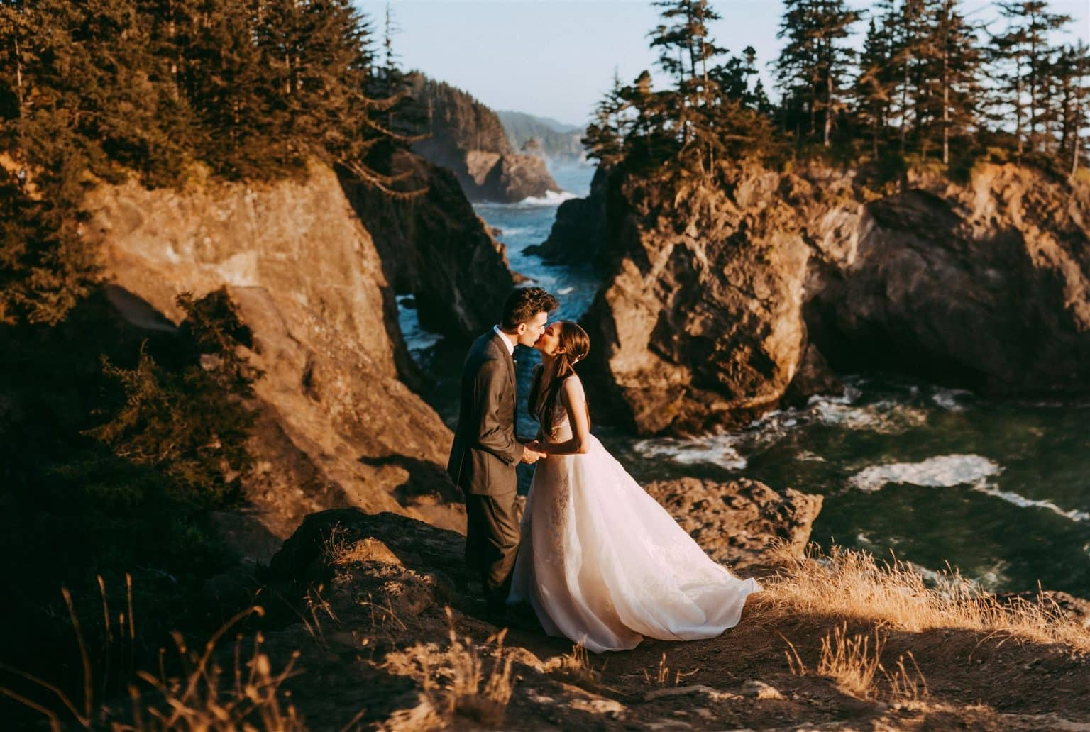 best places to elope in Oregon
