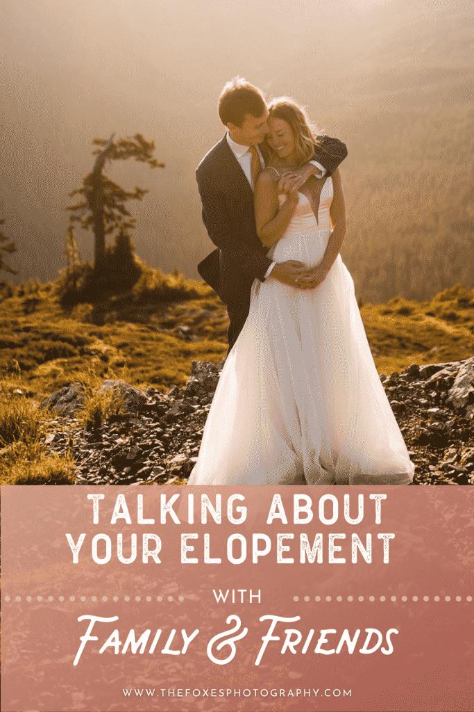 Announce Elopement