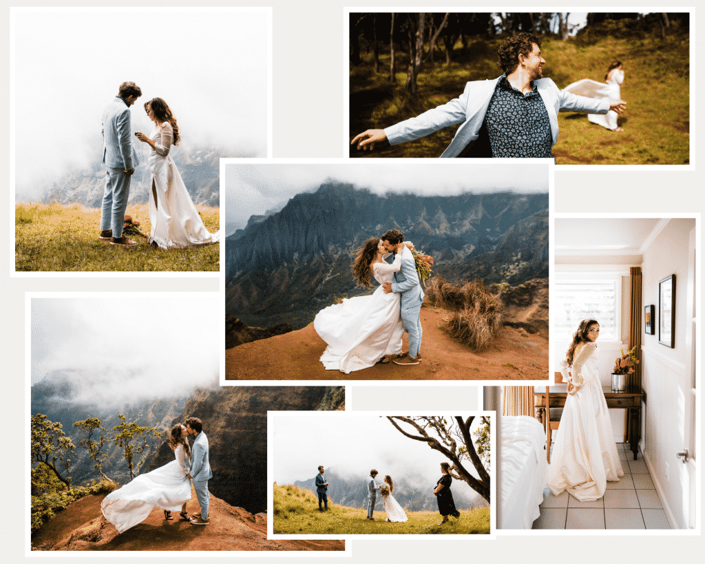 Elopement Packages The Foxes Photography