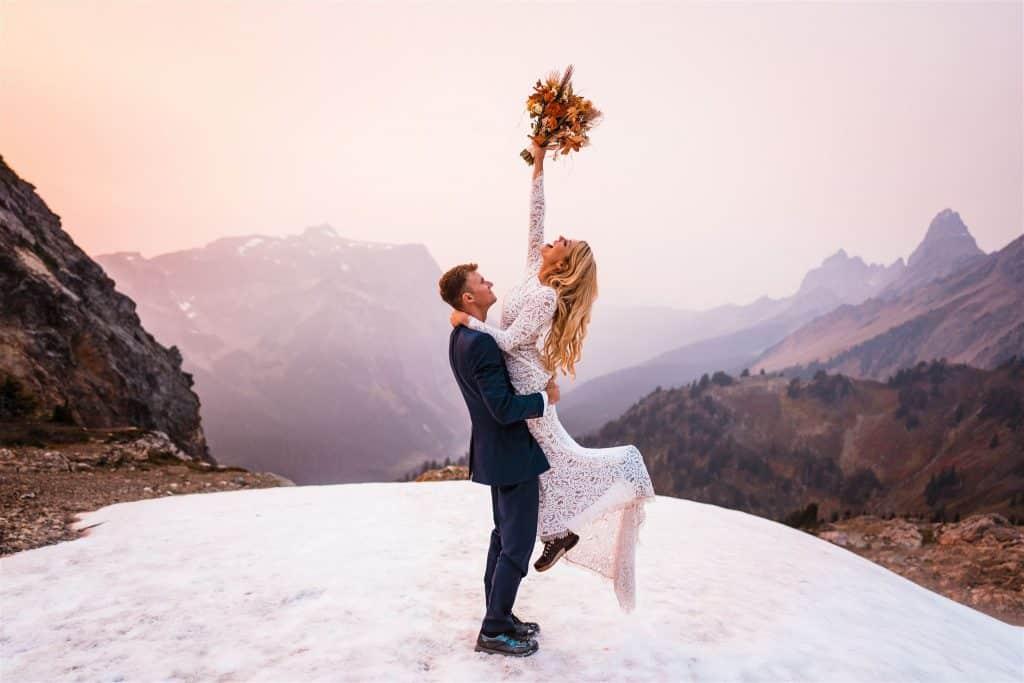 washington elopement packages